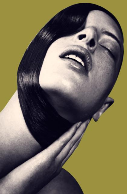 Sang Bleu Issue #6 - Isamaya ffrench