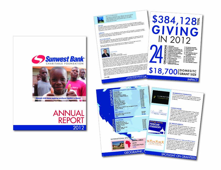 Annual Report Samples Annual Reports Non Profits